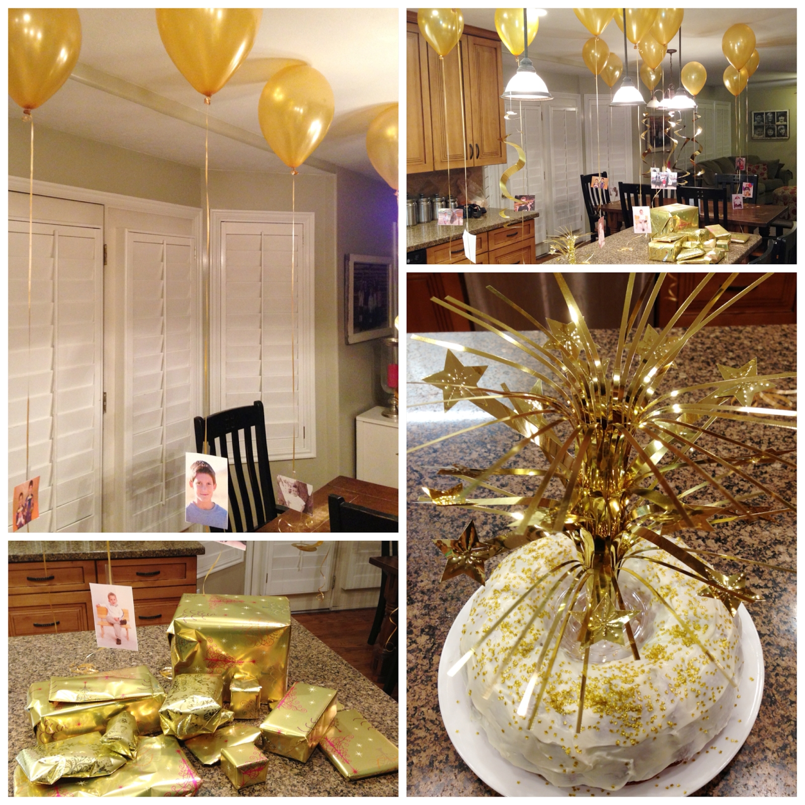 10 Fabulous Golden Birthday Ideas For Adults golden birthday party ideas party ideas pinterest golden 2020