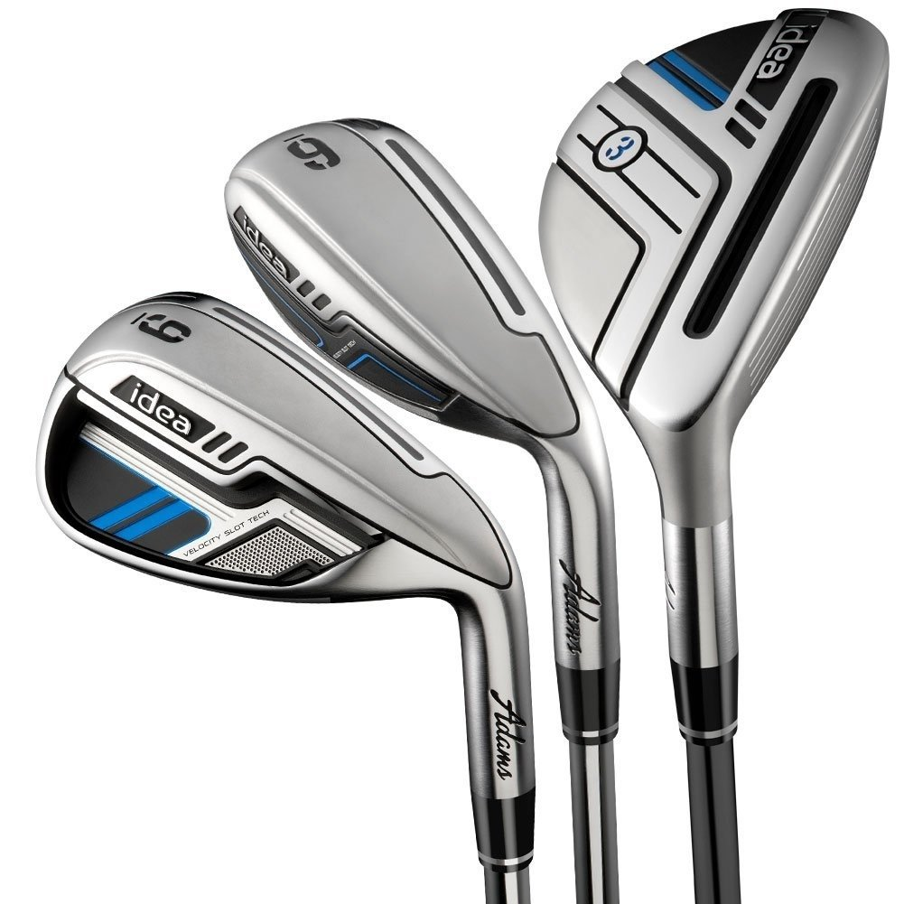 10 Lovely Adams Idea Hybrid Irons Review golf club adams new idea hybrid irons set best for beginners full