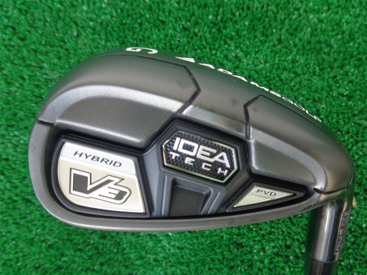 10 Perfect Adams Idea Tech V3 Hybrid golf idea tech v3 hybrid gap wedge graphite lite senior flex new