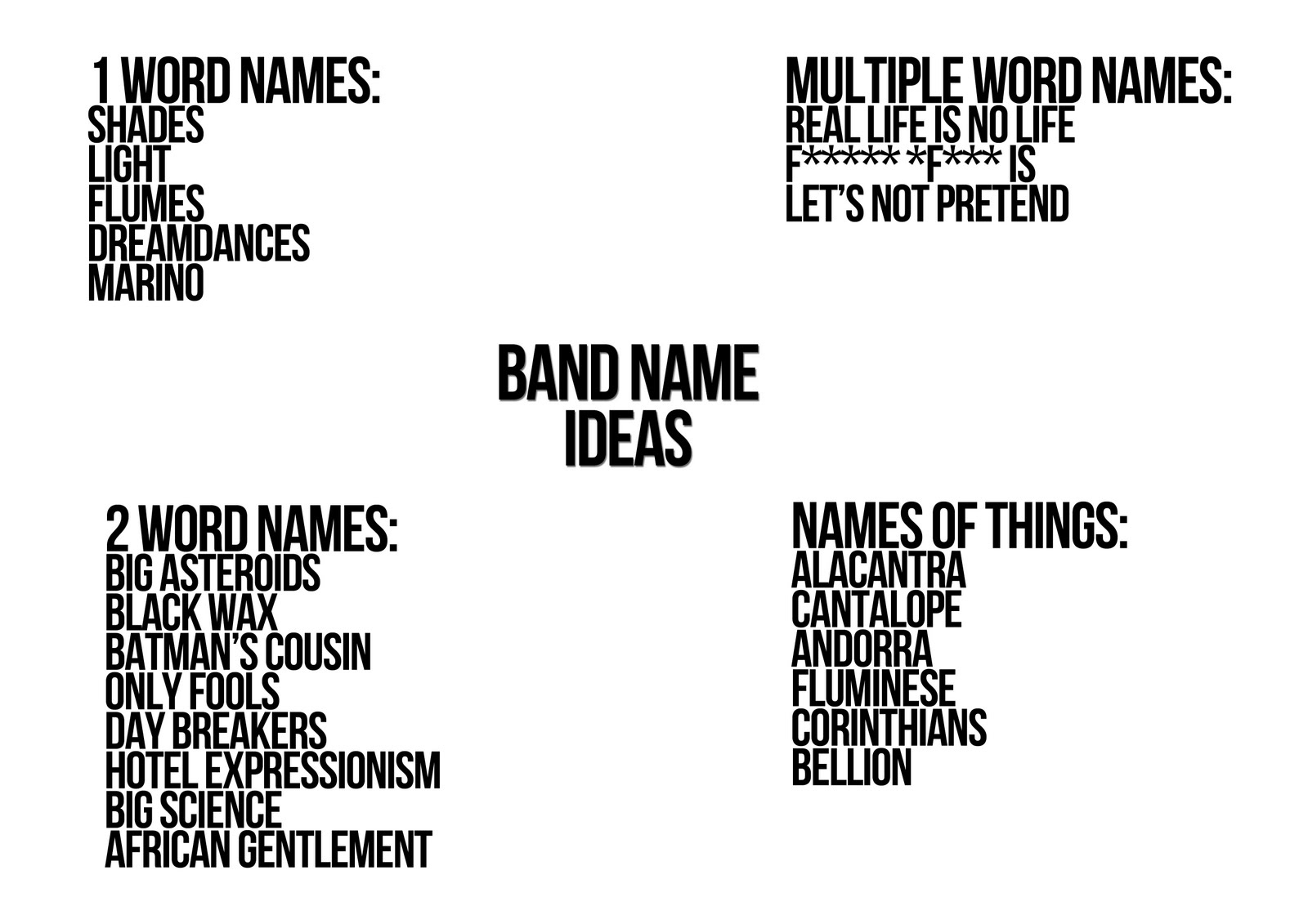 10 Best Band Name Ideas For Rock good band logo ideas inspirational rock band logos wall design and 2020