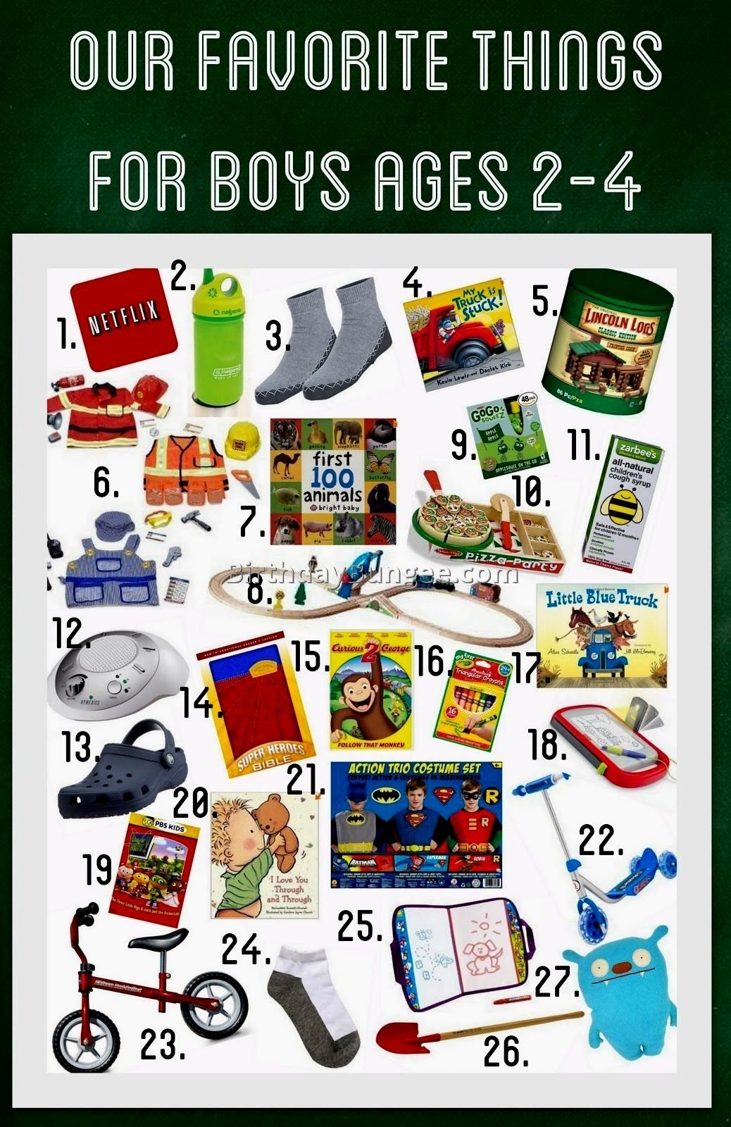 10 Elegant Year Old Boy Birthday Gift Ideas Good Gifts For