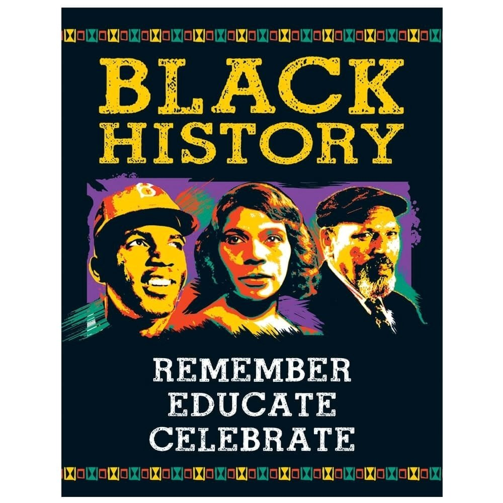 10 Fantastic Ideas For Black History Month good black history month posters and attractive ideas of remember 2021