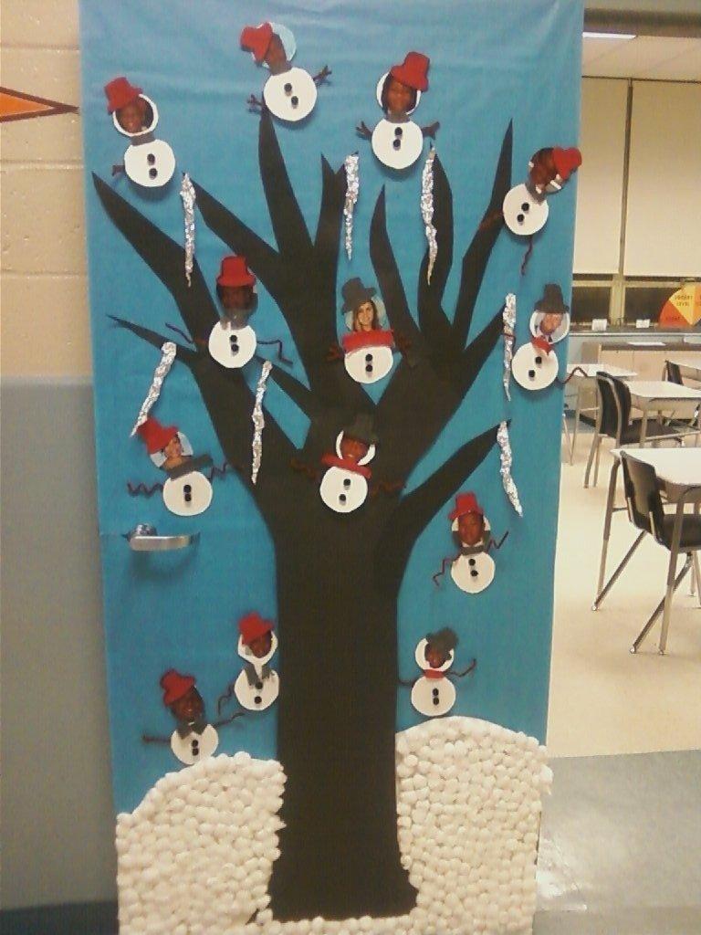 10 Famous Door Decoration Ideas For Christmas good christmas door decorating ideas office door christmas