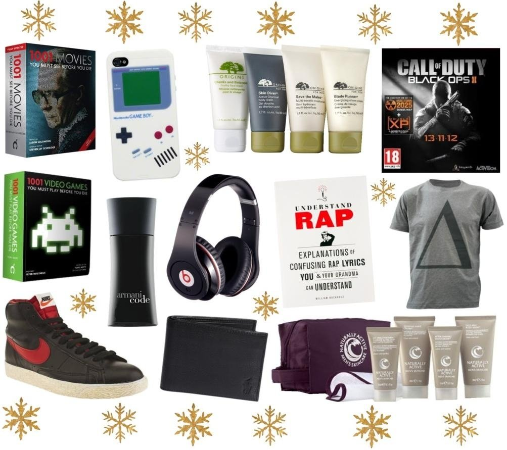 10 pretty christmas list ideas for guys good christmas gifts for yourself in relaxinggift gifts in - Gifts For Guys For Christmas