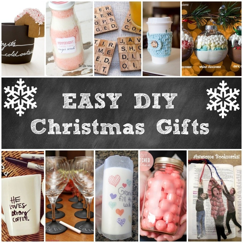 good crafty christmas gifts have easy diy christmas gifts featured