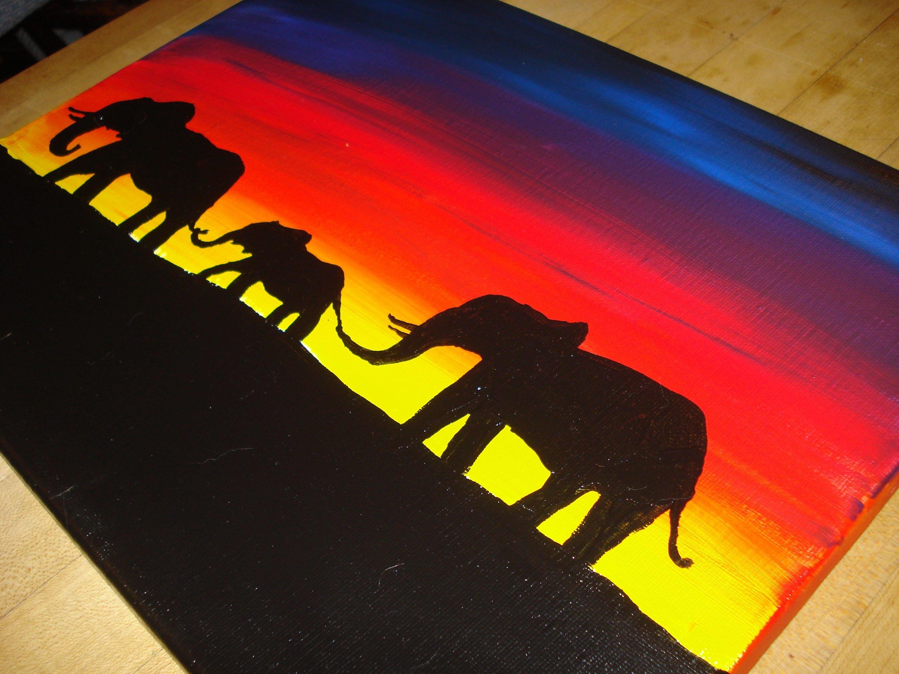 10 Lovable Acrylic Painting On Canvas Ideas good easy acrylic painting ideas for beginners with easy acrylic