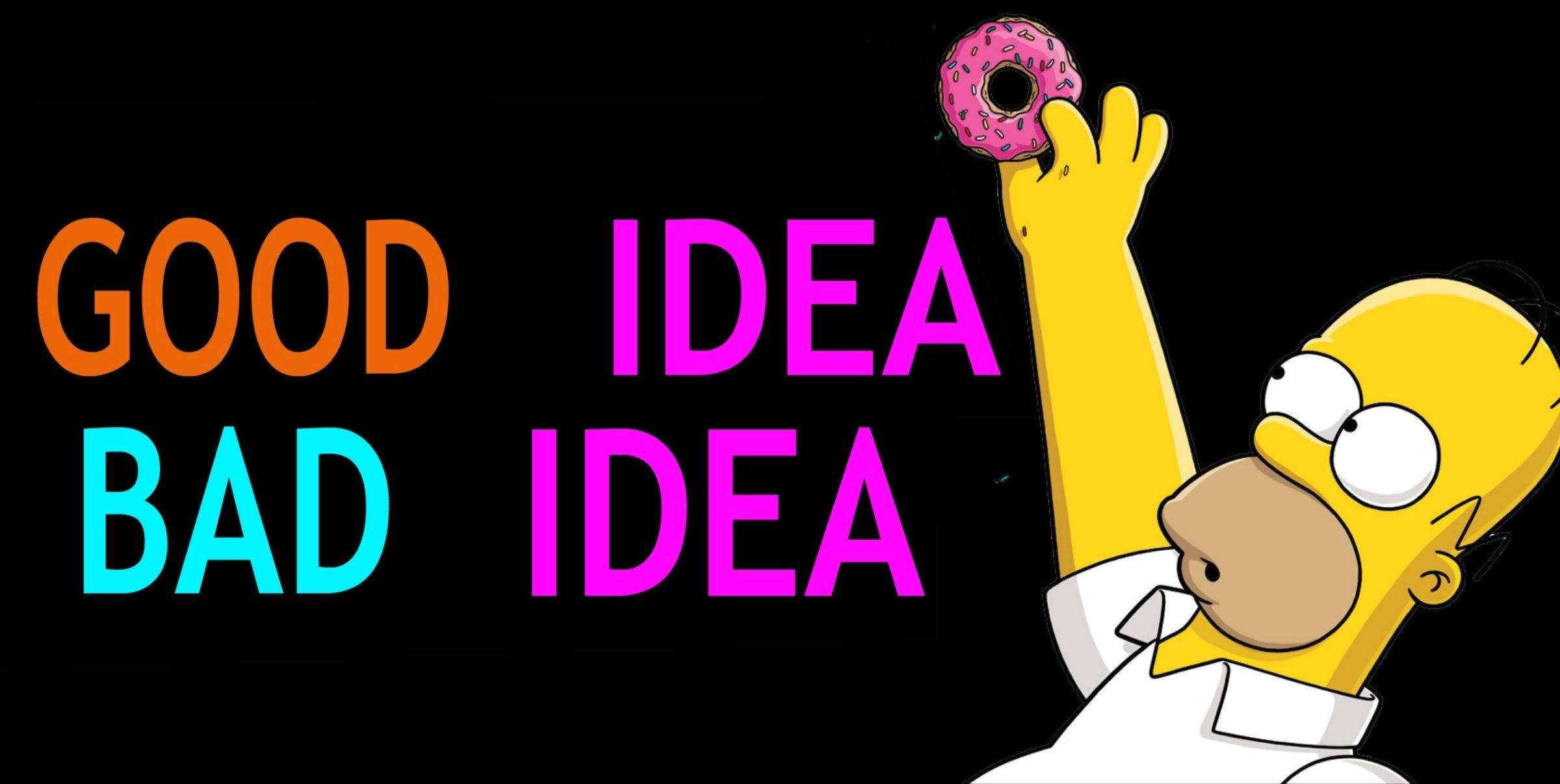 10 Elegant Good Idea Bad Idea Animaniacs good idea bad idea the simpsons out of ideas youtube 1