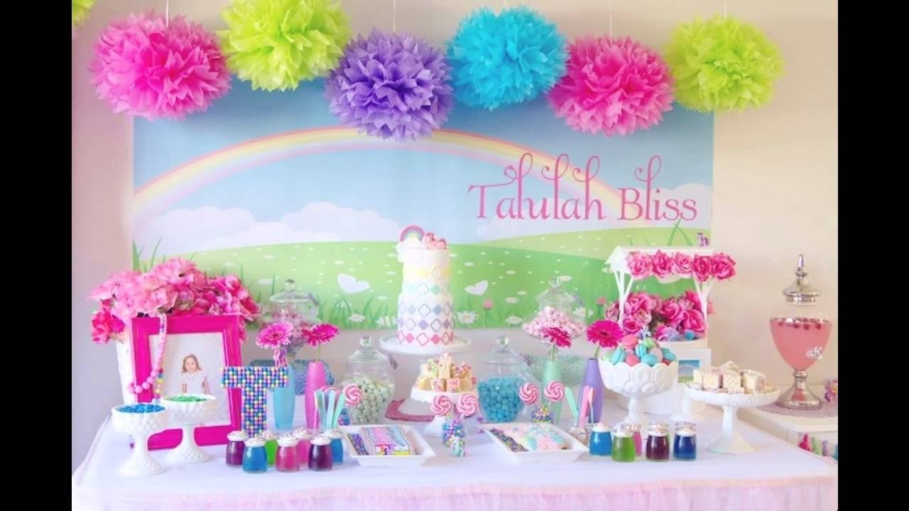10 Stylish My Little Pony Party Ideas good my little pony themed birthday party ideas youtube 2020