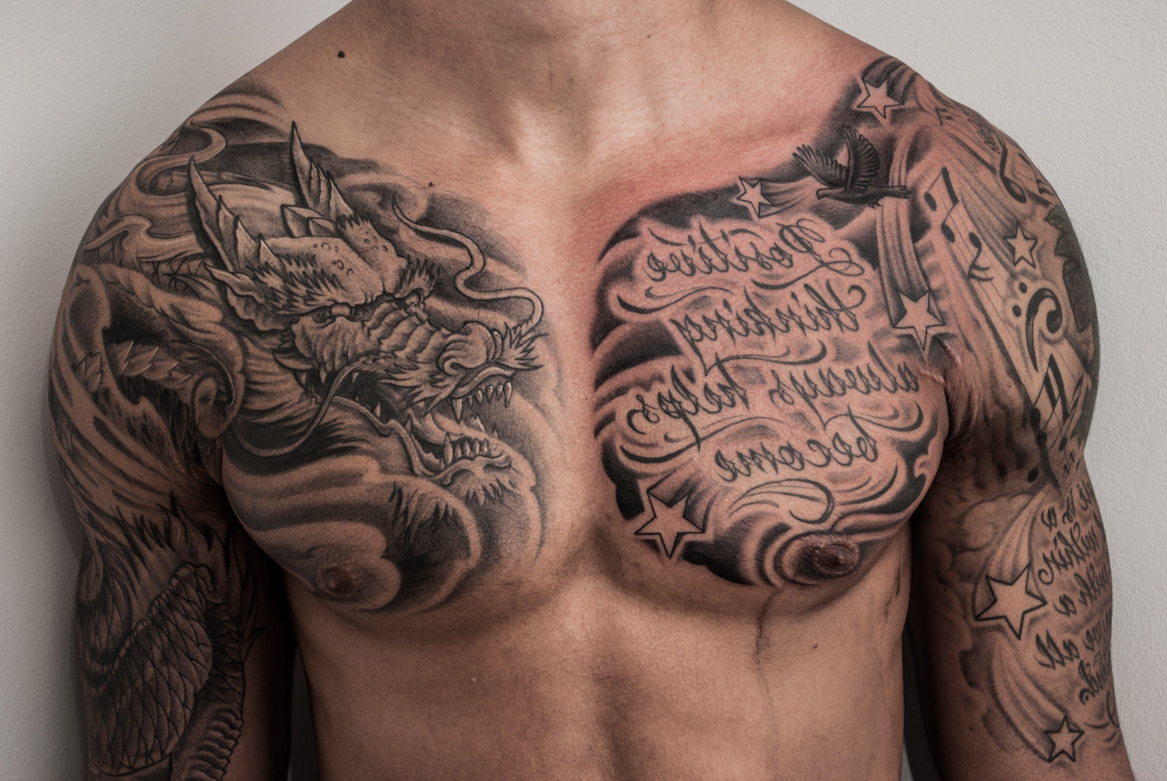 10 Great Great Tattoo Ideas For Men good tattoo ideas for guys tattoos 10 selected tattoos for men 3 2020