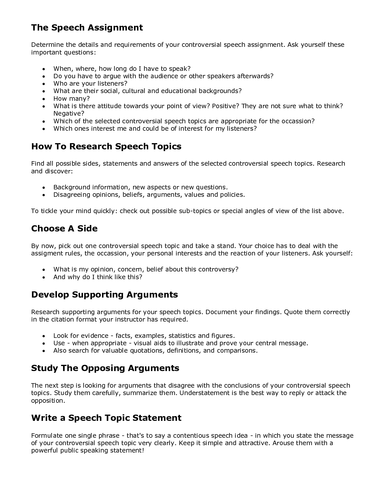 10 Best Ideas For How To Speeches good visual aid speech topics persuasive speech thesis professional 2020