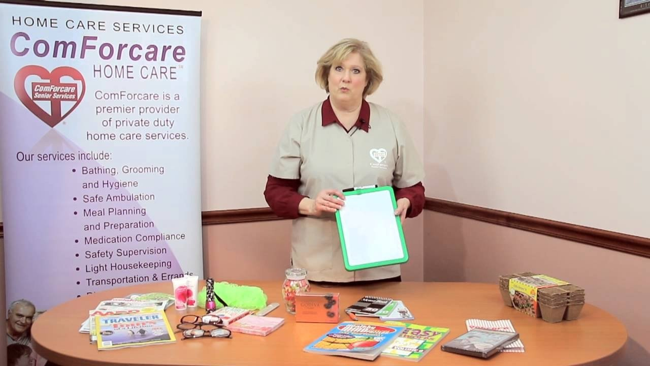 10 Nice Gift Ideas For Nursing Home Residents goodie bag ideas for nursing home seniors senior care youtube 1 2021