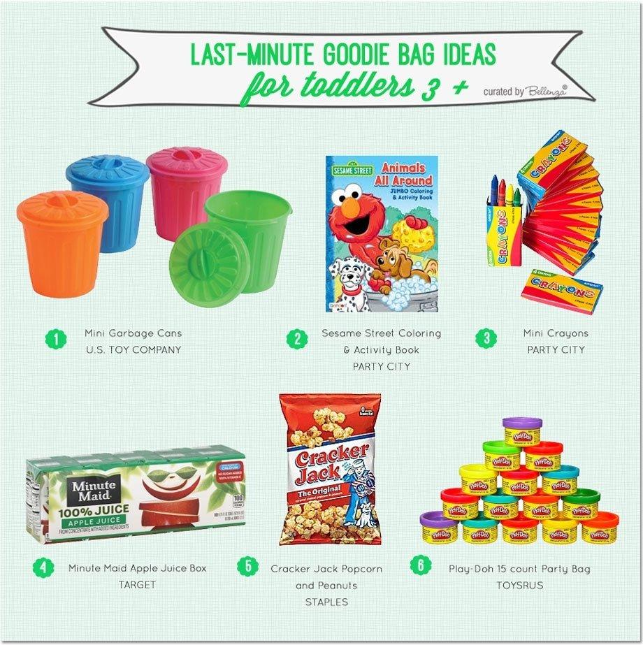 10 Unique Gift Bag Ideas For Kids