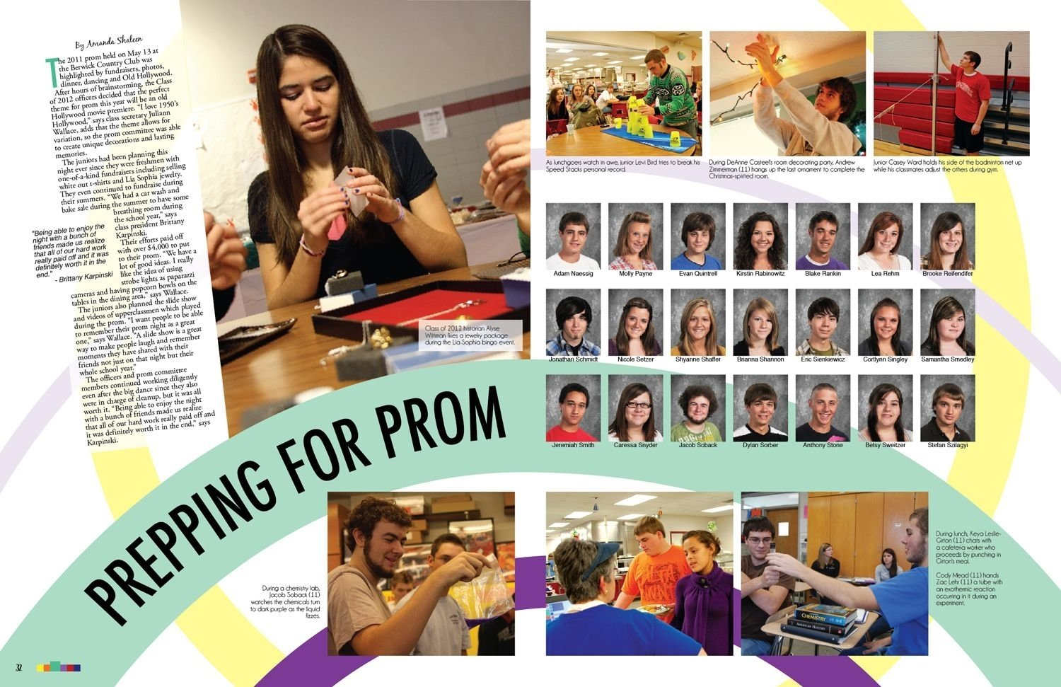 10 Gorgeous Yearbook Page Ideas For High School google image result for http api ning files 2020