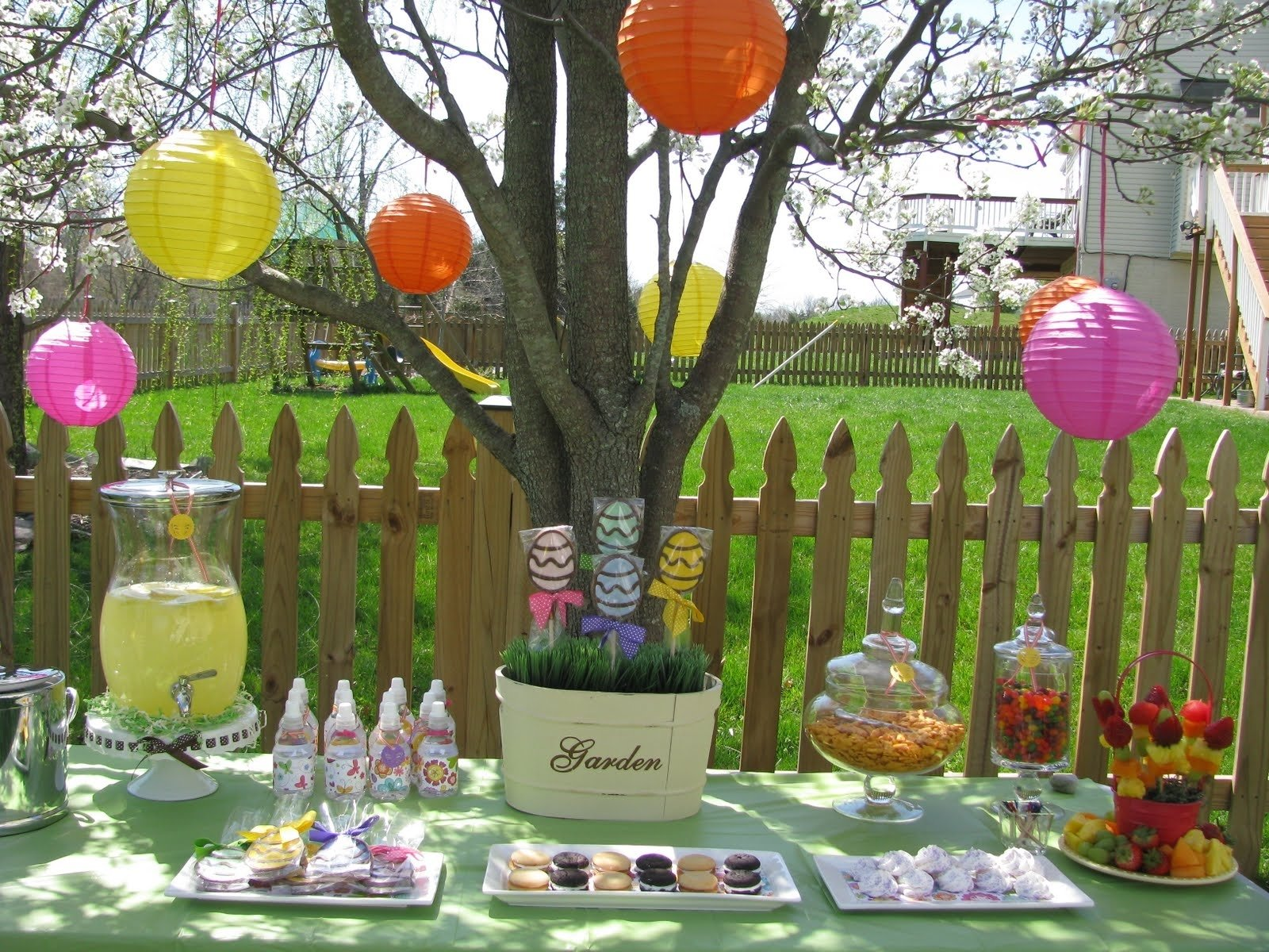 10 Ideal Easter Egg Hunt Party Ideas goosie girl an easter egg hunt party