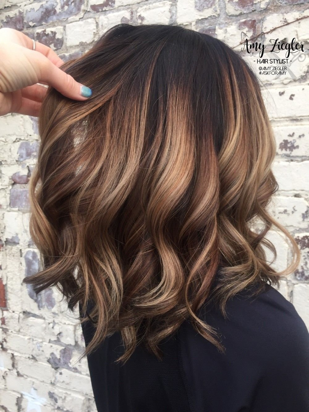 10 Spectacular Hair Dye Ideas For Brown Hair