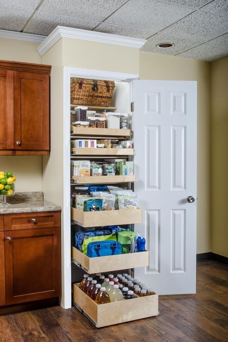 10 Wonderful Pantry Ideas For Small Kitchen gorgeous small kitchen pantry ideas related to interior renovation 2020