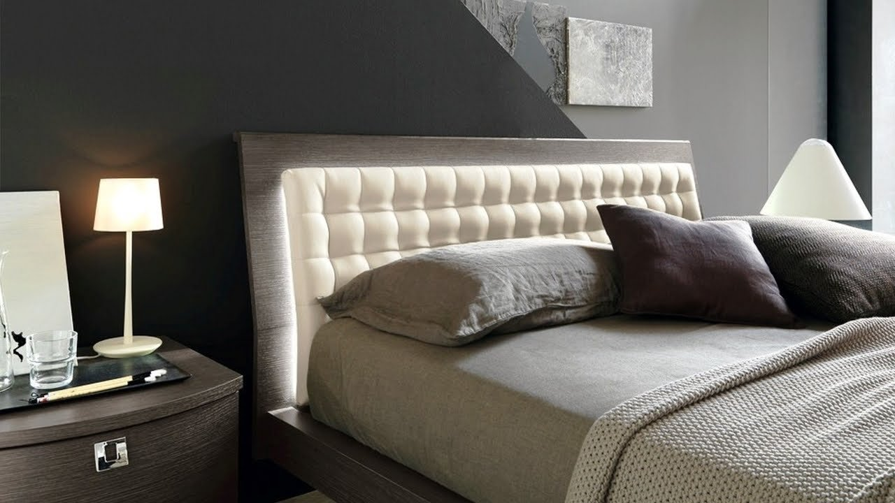 gorgeous tufted headboard design ideas for master bedroom - youtube