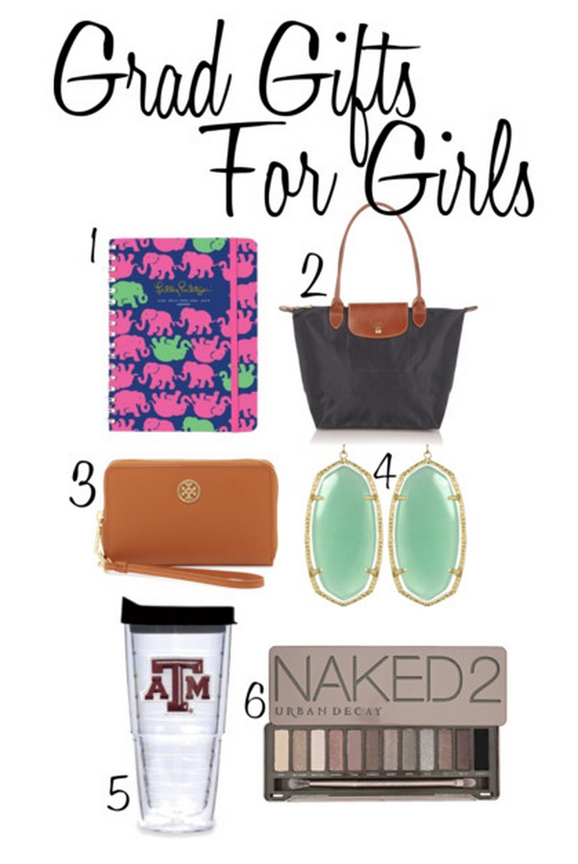 10 Awesome Graduation Gift Ideas For Girls grad gift guide joyfully abby 2 2020