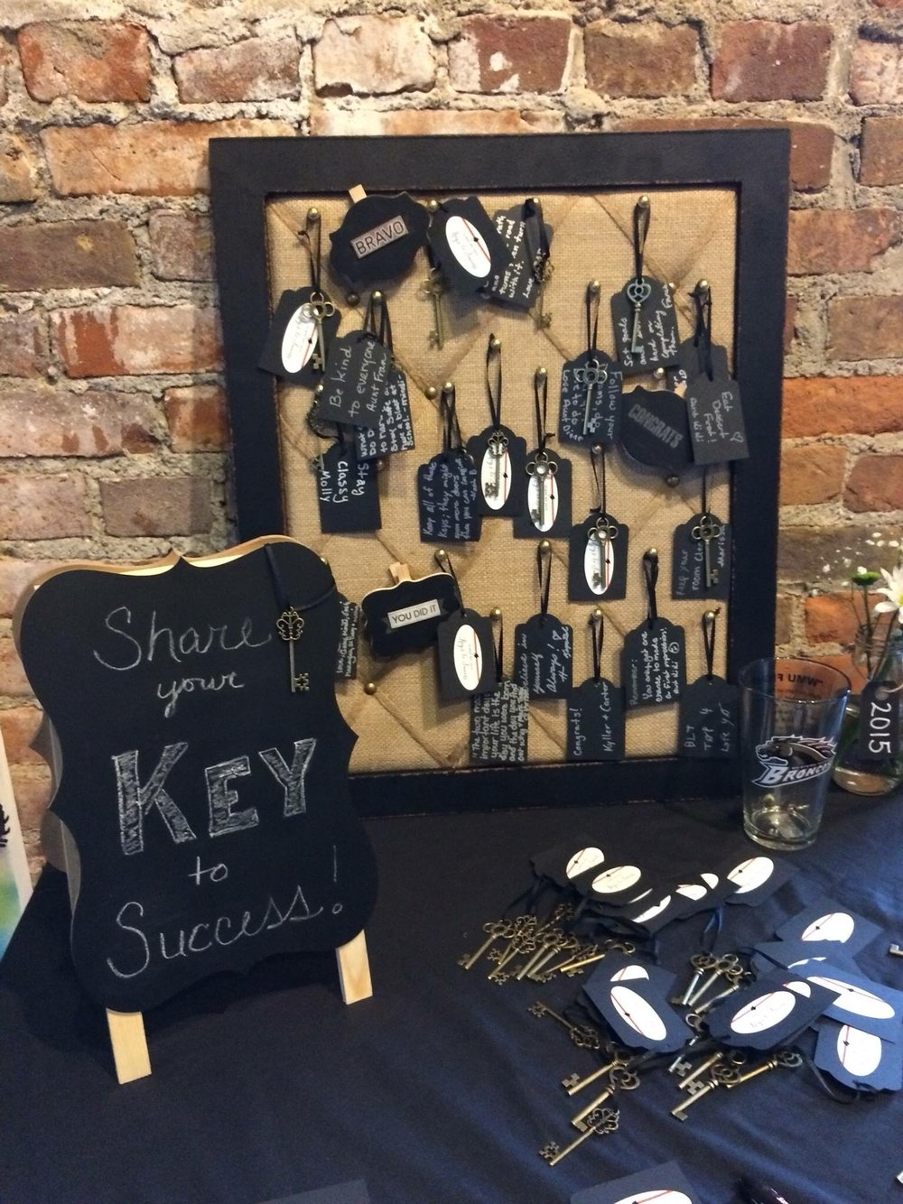 10 Awesome Graduation Party Ideas For Guys grad party keys to success table graduation party ideas for guys 2021
