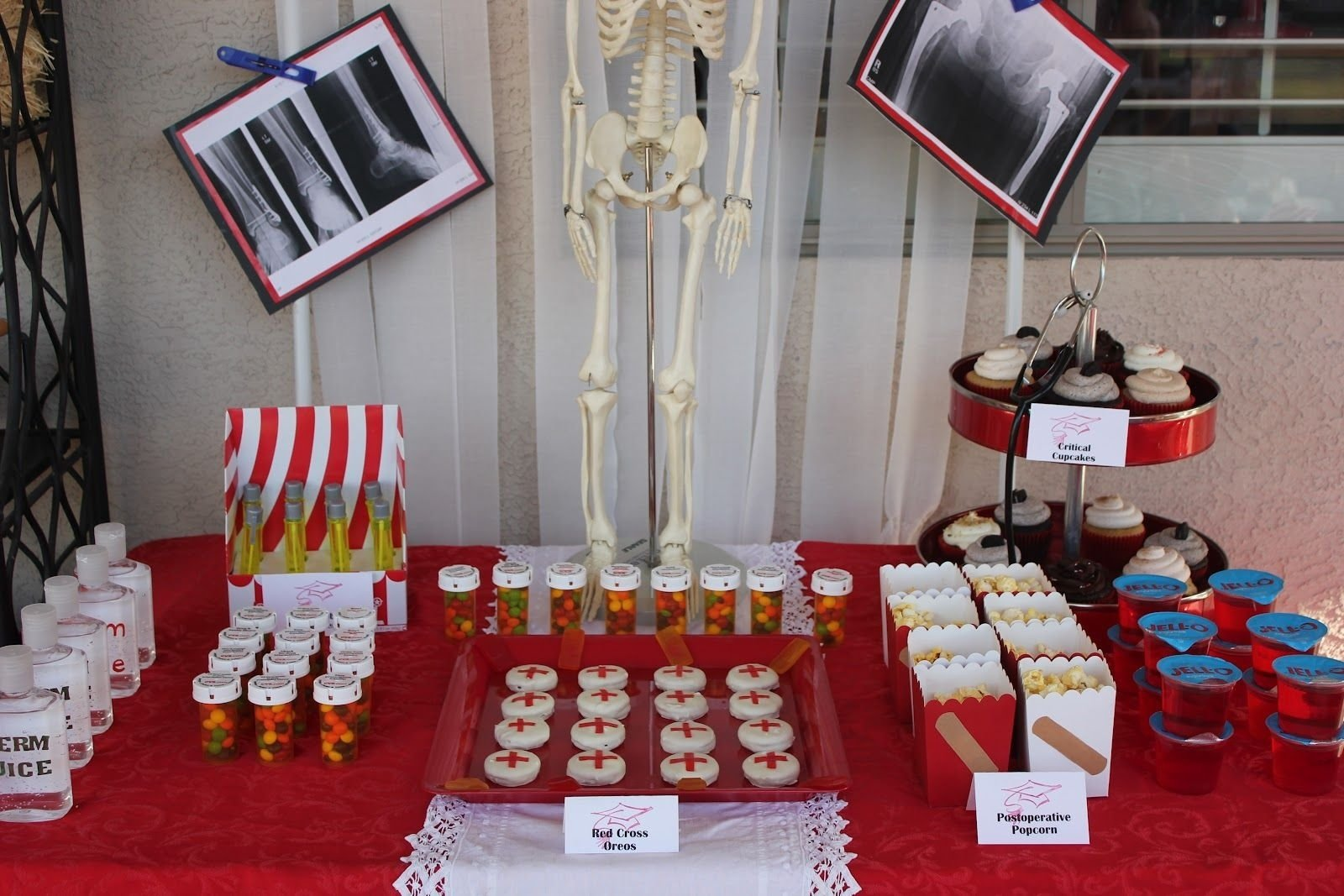 10 Cute Medical School Graduation Party Ideas graduation beach party decorations recipes to try pinterest 2020