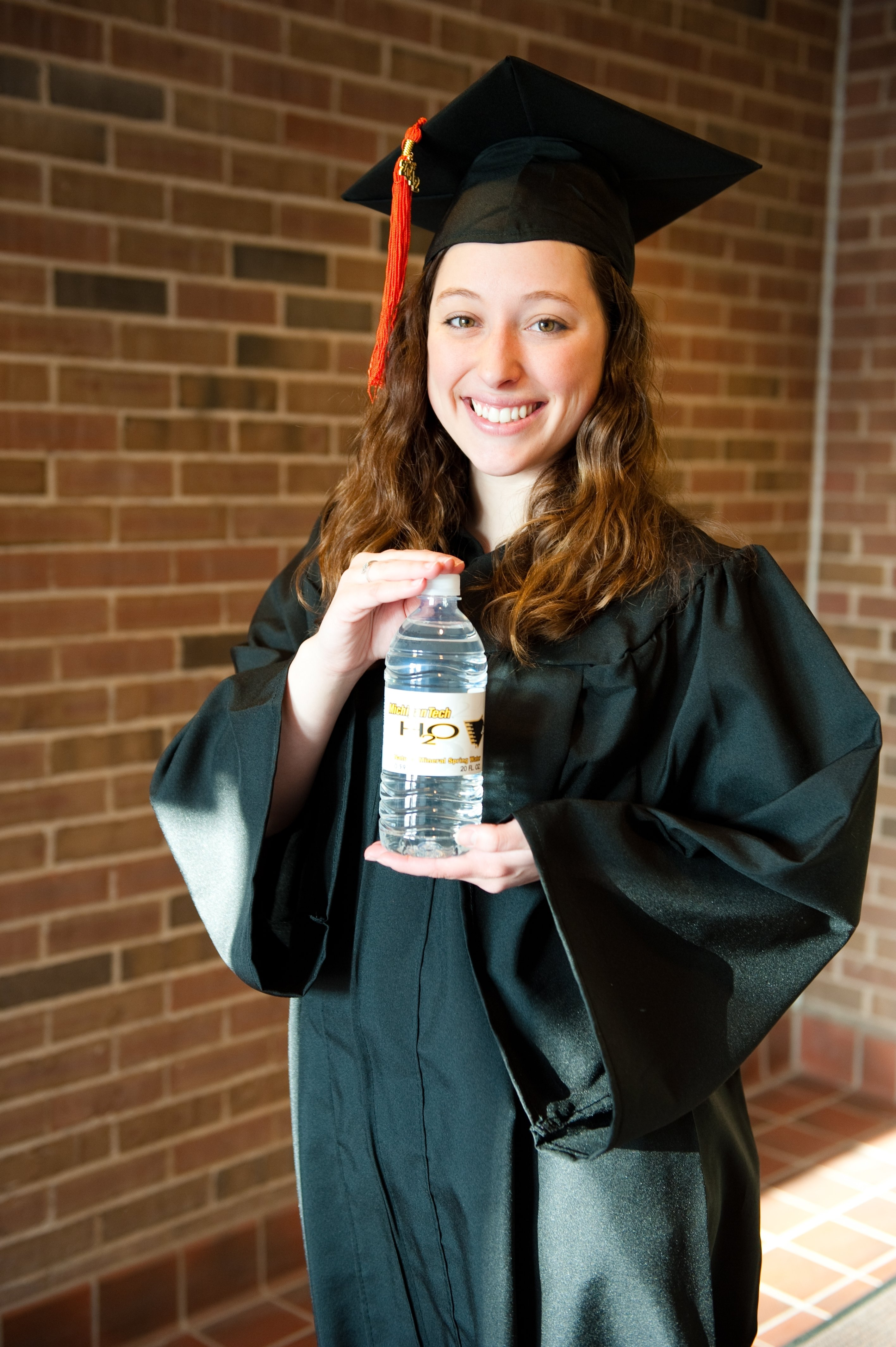 10 Gorgeous Cap And Gown Picture Ideas graduation caps and gowns made from recycled bottles grist 2020