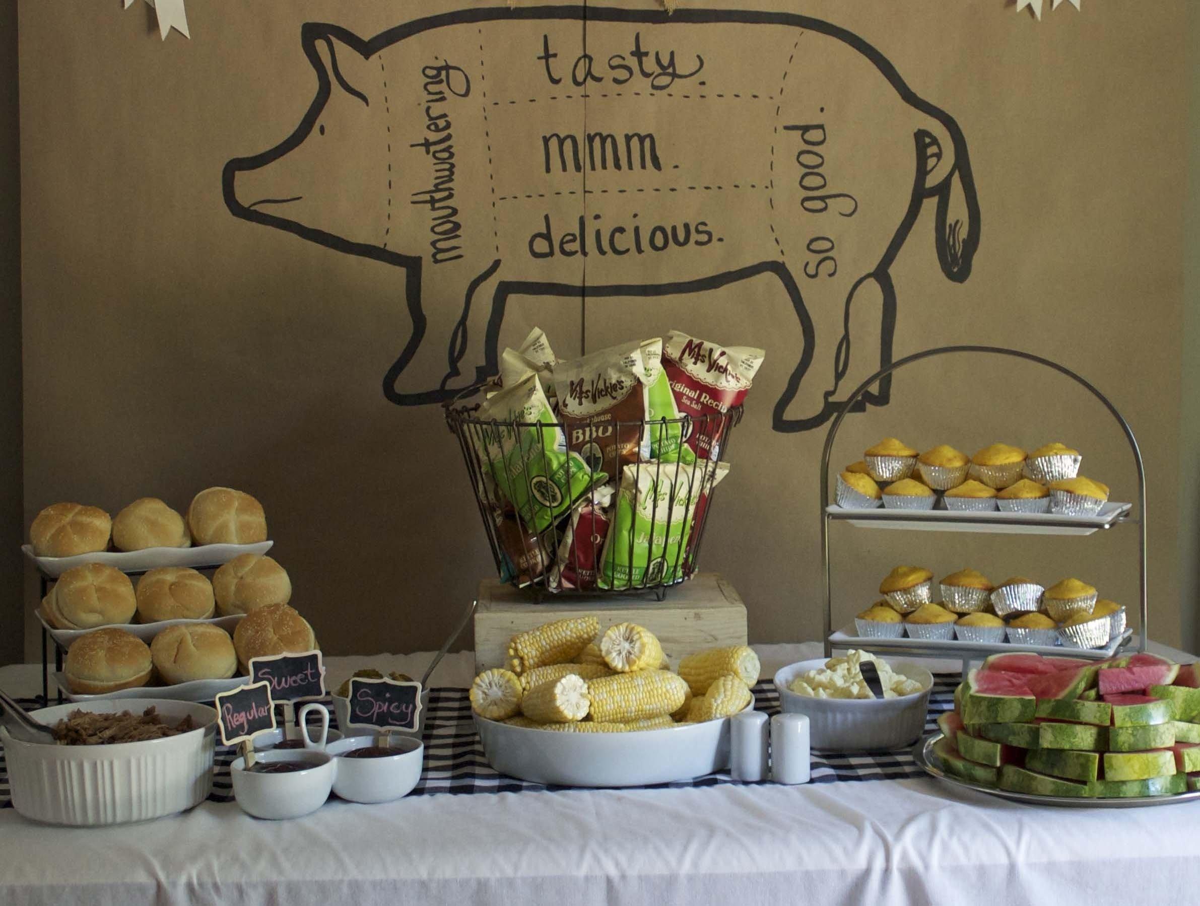 10 Fabulous Food Ideas For Graduation Party graduation food ideas pear tree blog 5