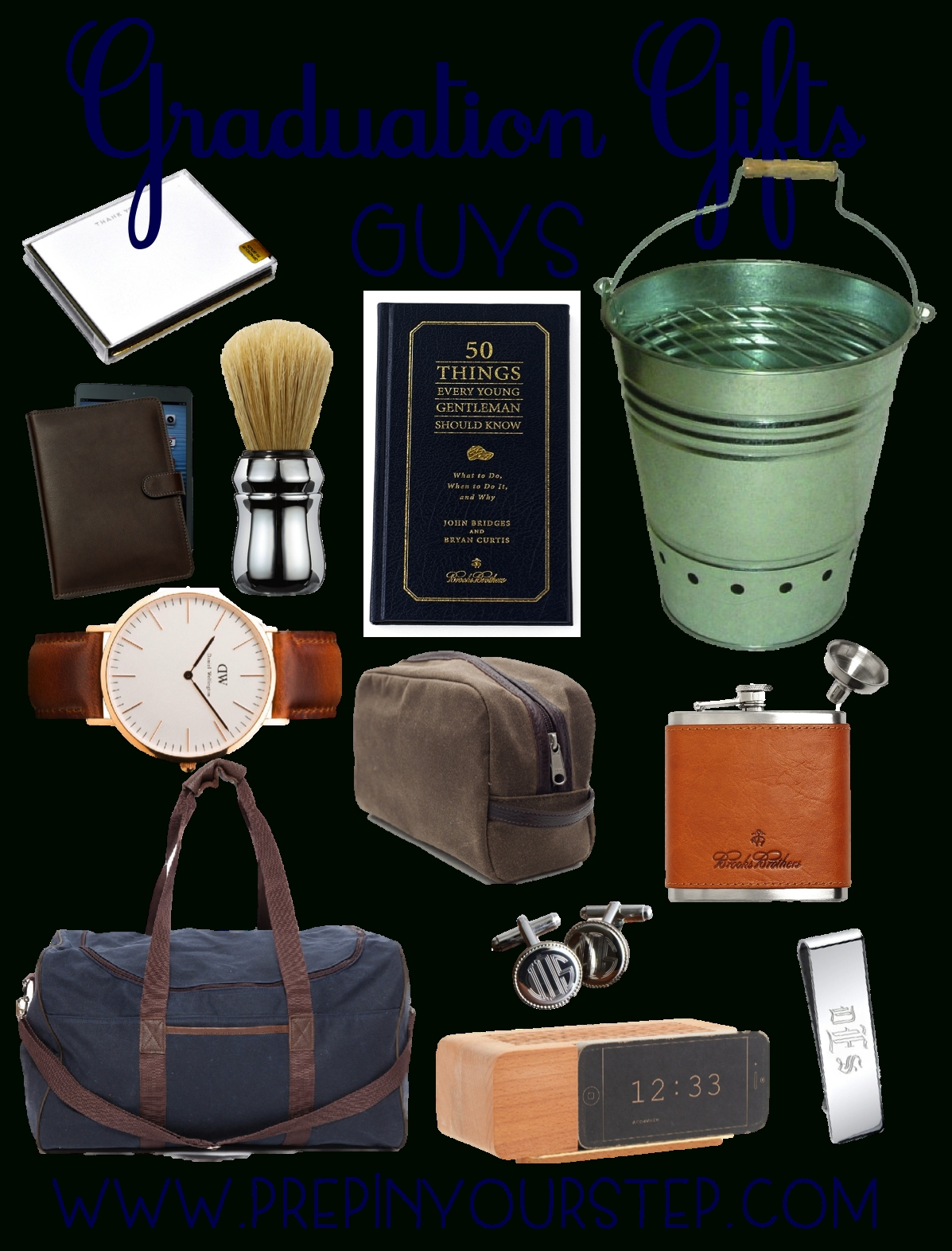 10 Spectacular Gift Ideas For College Boys graduation gift ideas guys girls prep in your step graduation 6 2020