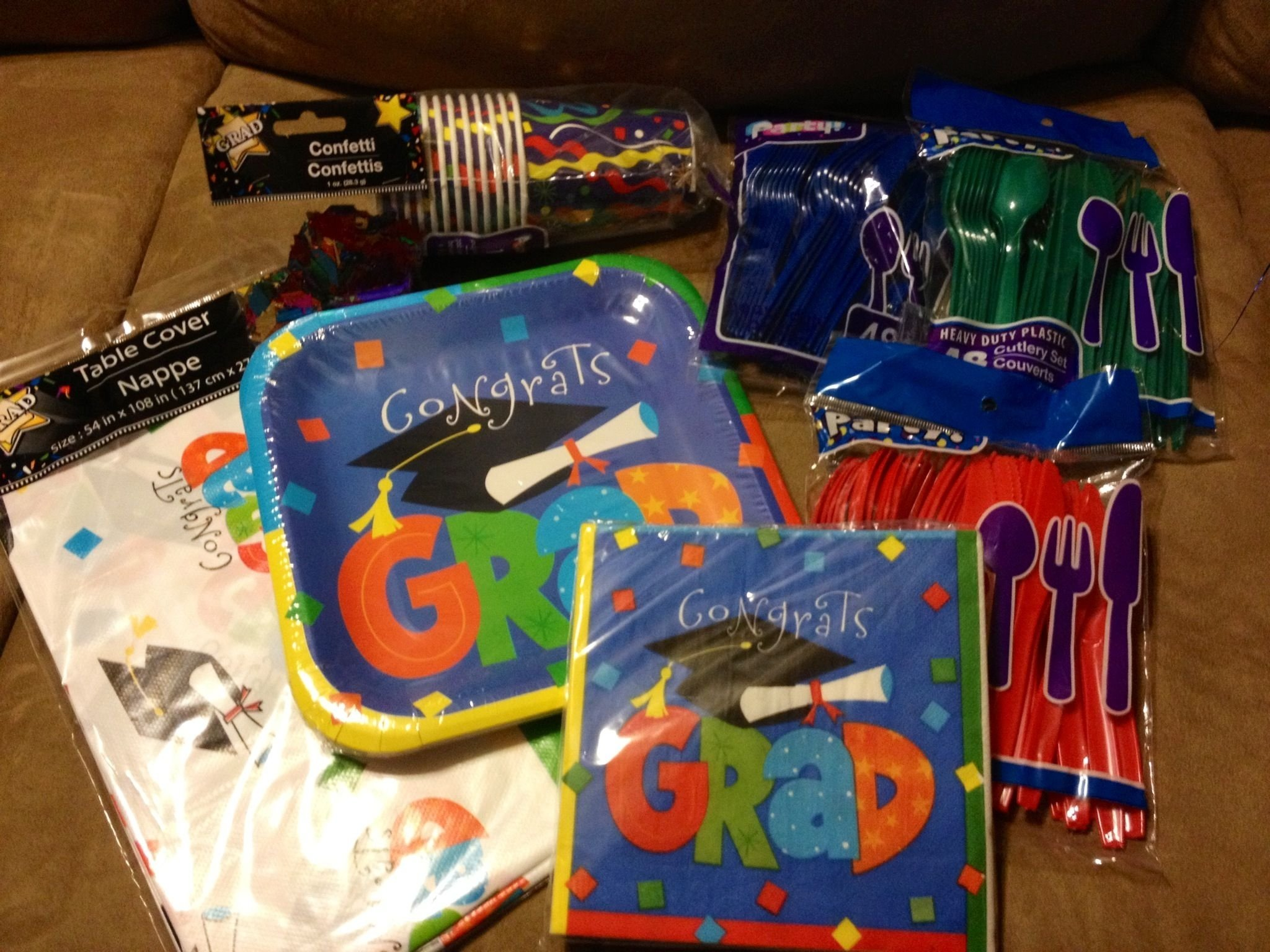 10 Spectacular 8Th Grade Graduation Party Ideas graduation party decorations i bought at the dollar tree every item