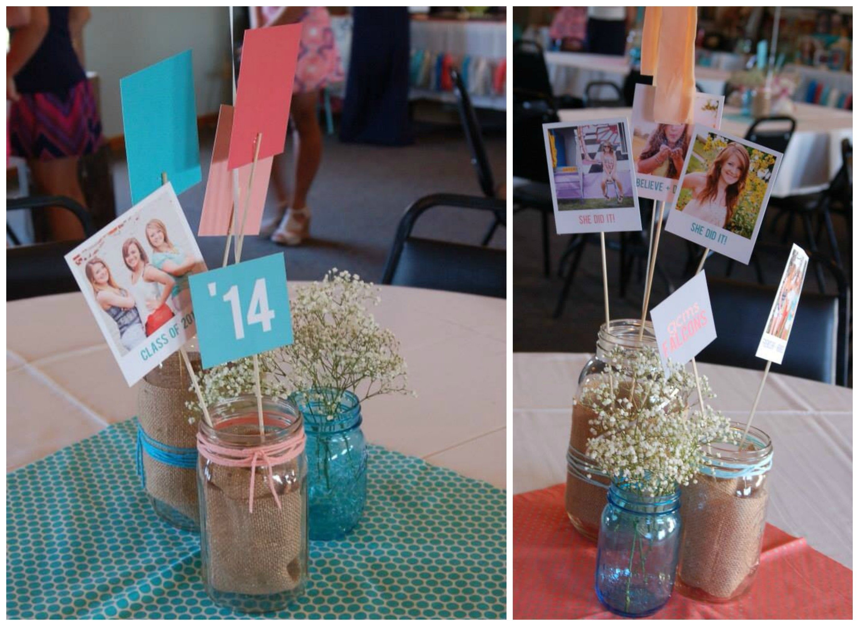 graduation party ideas from a recent featured favorite | pear tree blog