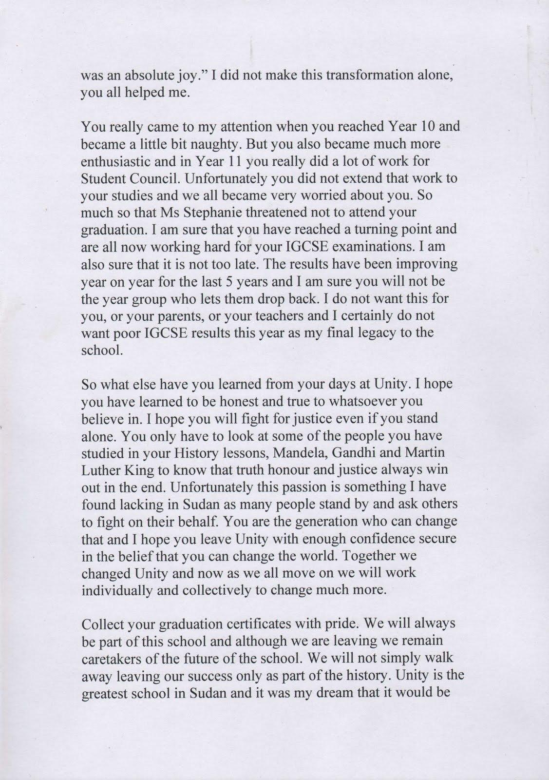 10 Cute High School Graduation Speech Ideas graduation speech example template resume template sample