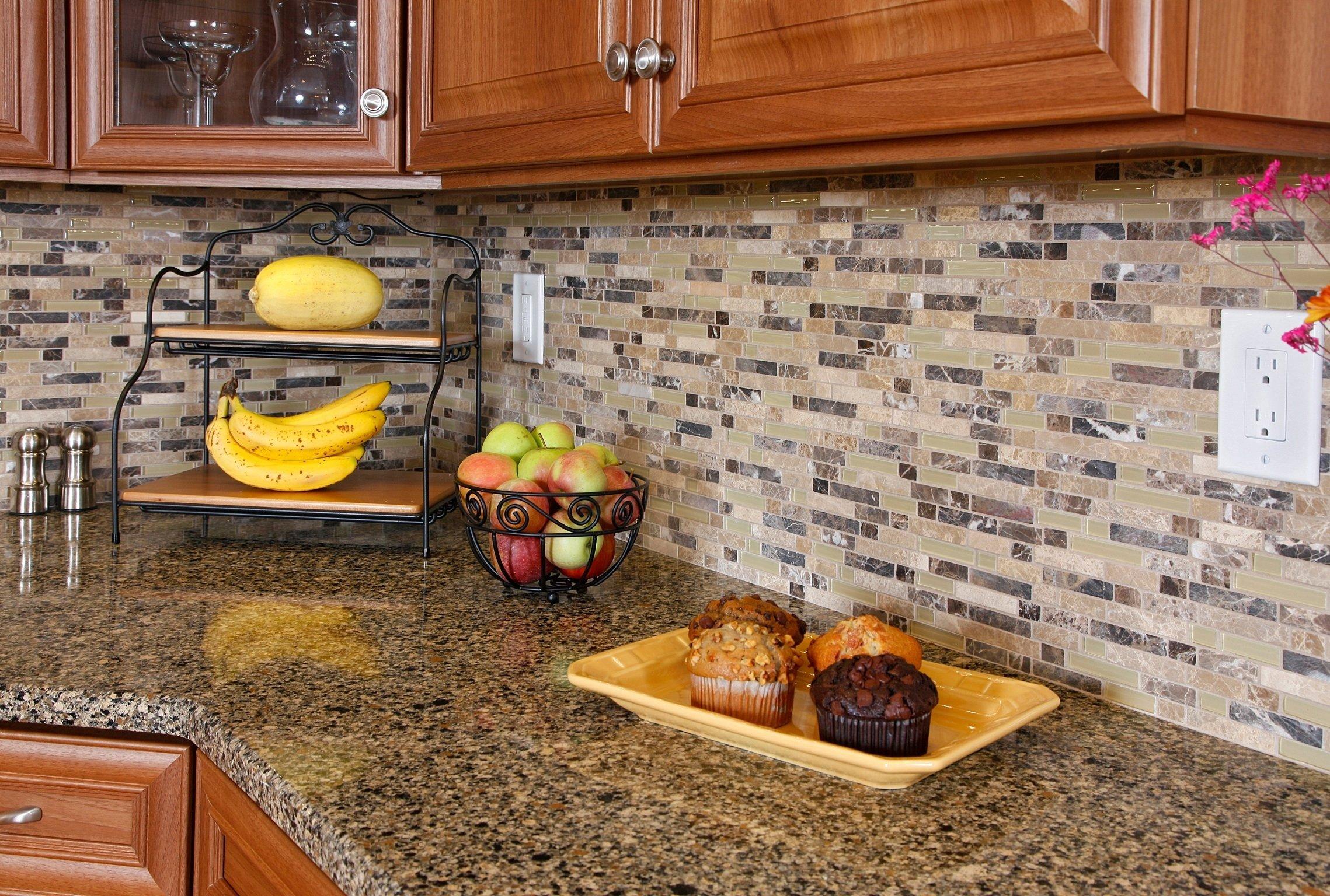 10 Gorgeous Ideas For Kitchen Backsplash With Granite Countertops granite kitchen tile backsplashes ideas baytownkitchen for 2020