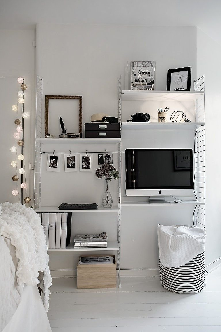 10 Beautiful Room Ideas For Small Rooms gravity home lovely gothenburg apartment gravityhomeblog 2020