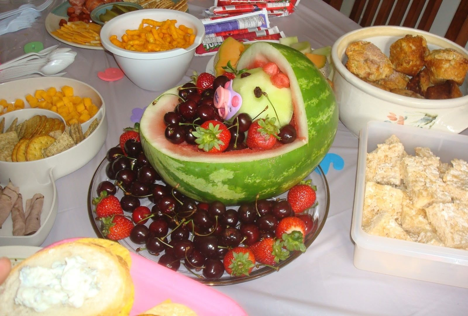 10 Attractive Unique Baby Shower Food Ideas great baby shower food 1 2020