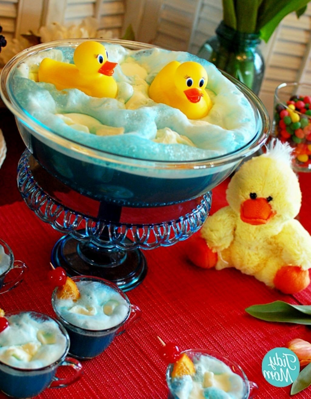 10 Stunning Baby Shower Food Ideas For Boy great baby shower food 2020
