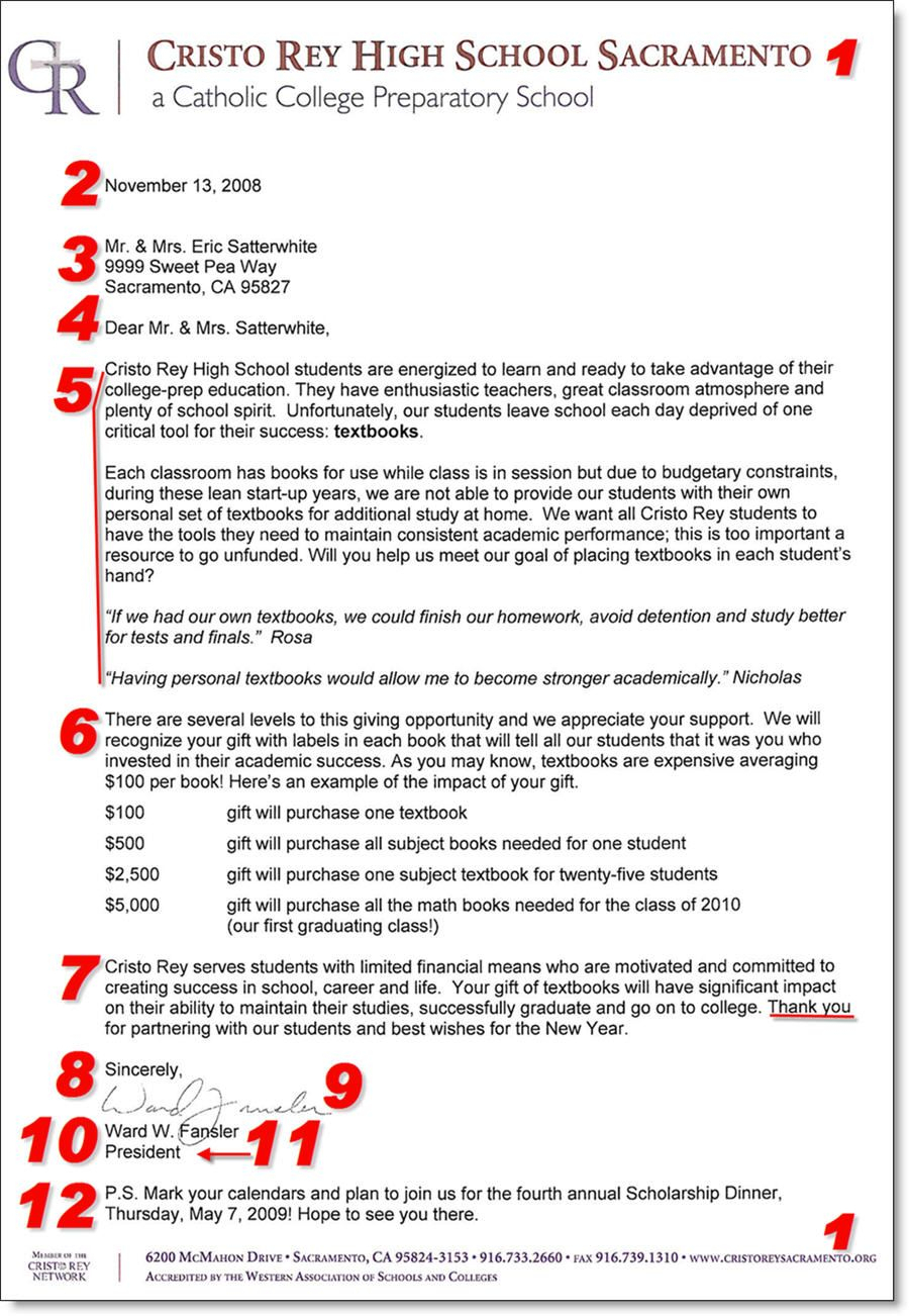 10 Elegant Great Fundraising Ideas For School great fundraising letter example fundraising and non profit 2021