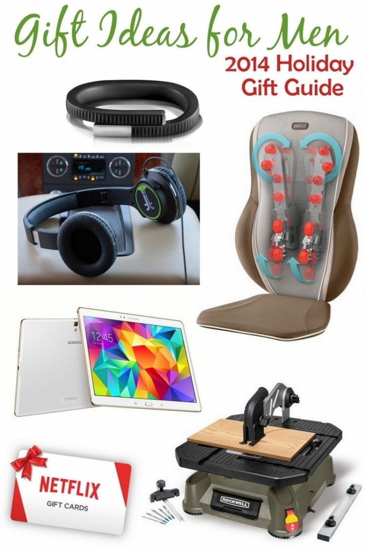 10 Most Popular Christmas Gift Idea For Men great gift ideas for men 2014 gift guide a moms take 2020