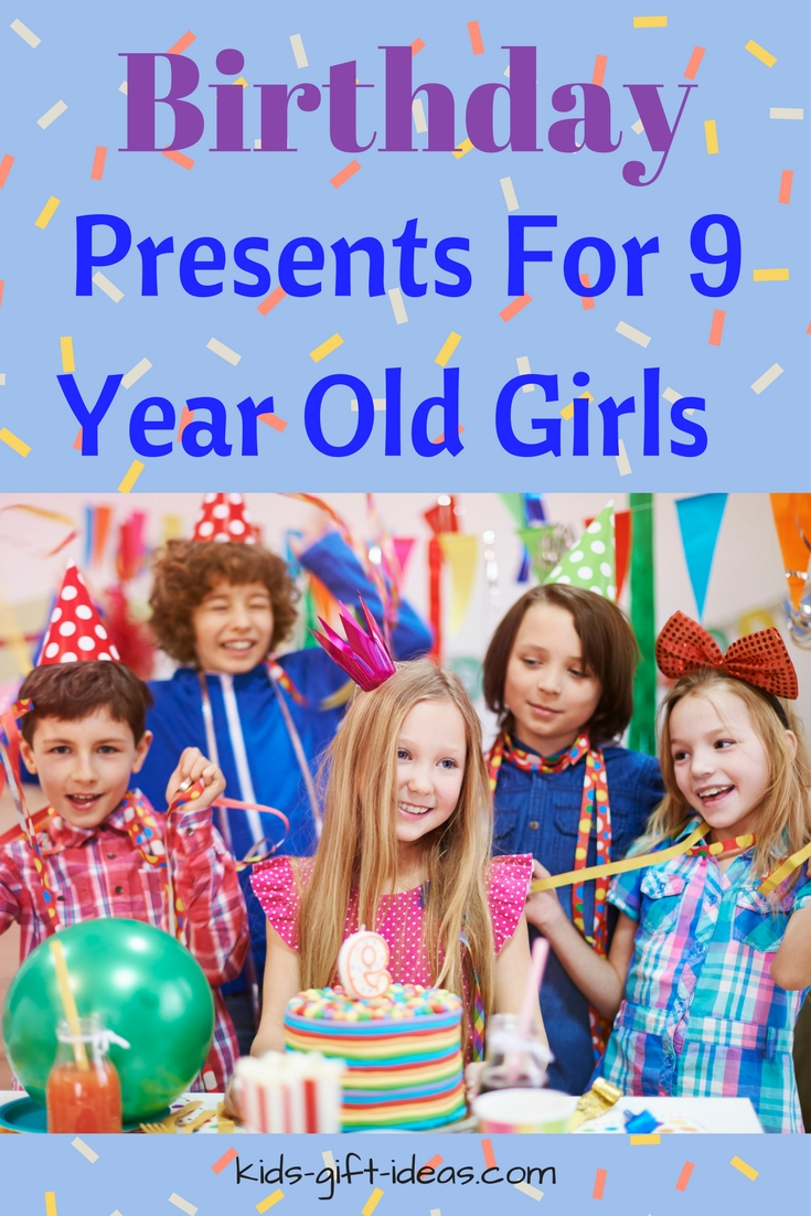 10 Wonderful 9 Year Old Birthday Party Ideas For Girls Great Gifts