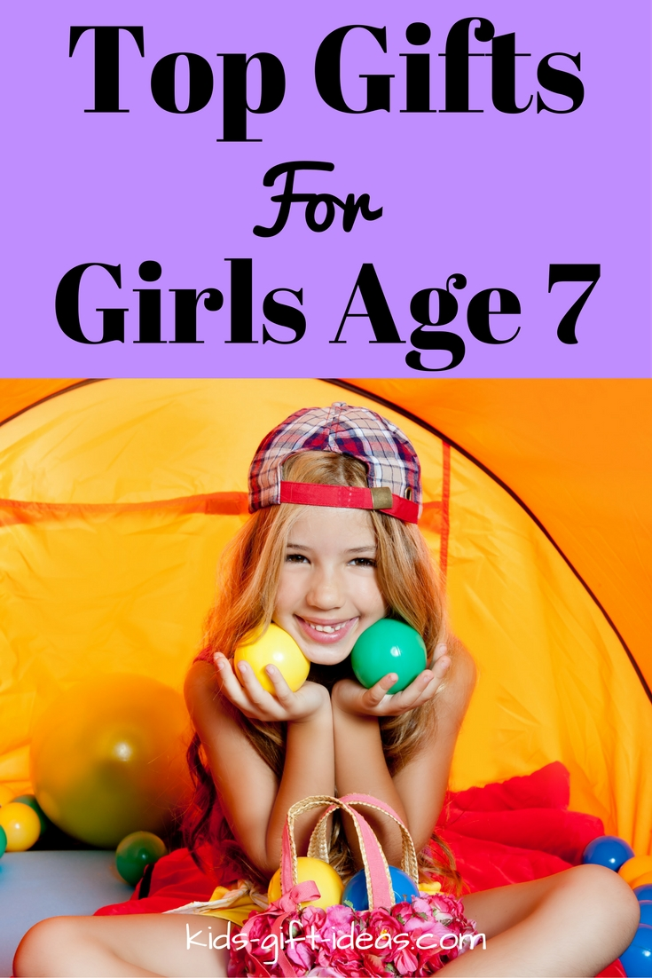 10 Fabulous Christmas Gift Ideas For 7 Year Old Girl