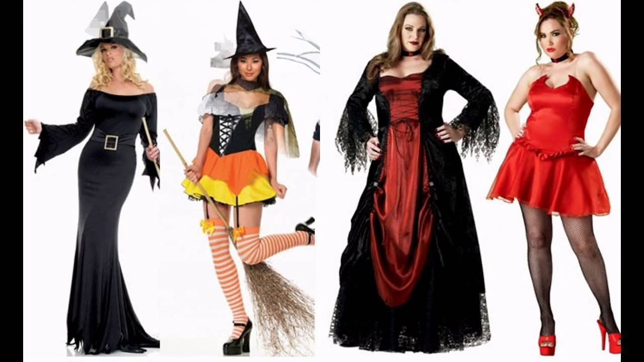 10 Ideal Good Ideas For A Halloween Costume great halloween party costume ideas youtube 2020