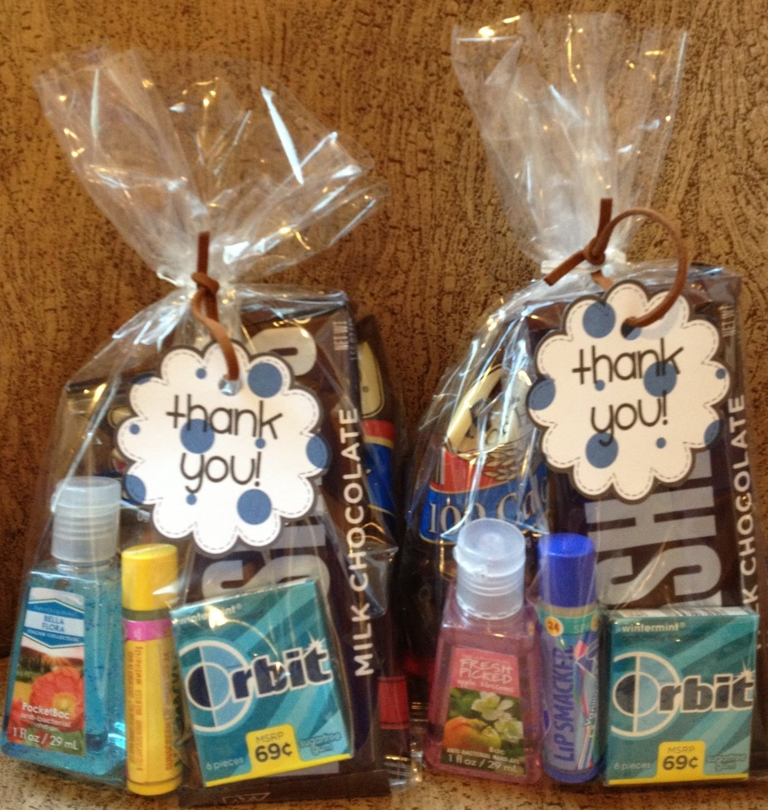 10 Beautiful Goody Bag Ideas For Adults Great Idea Gift 13th Birthday Birthdays
