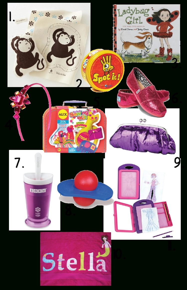 10 Great Birthday Gift Ideas For 7 Year Old Girl Little Girls