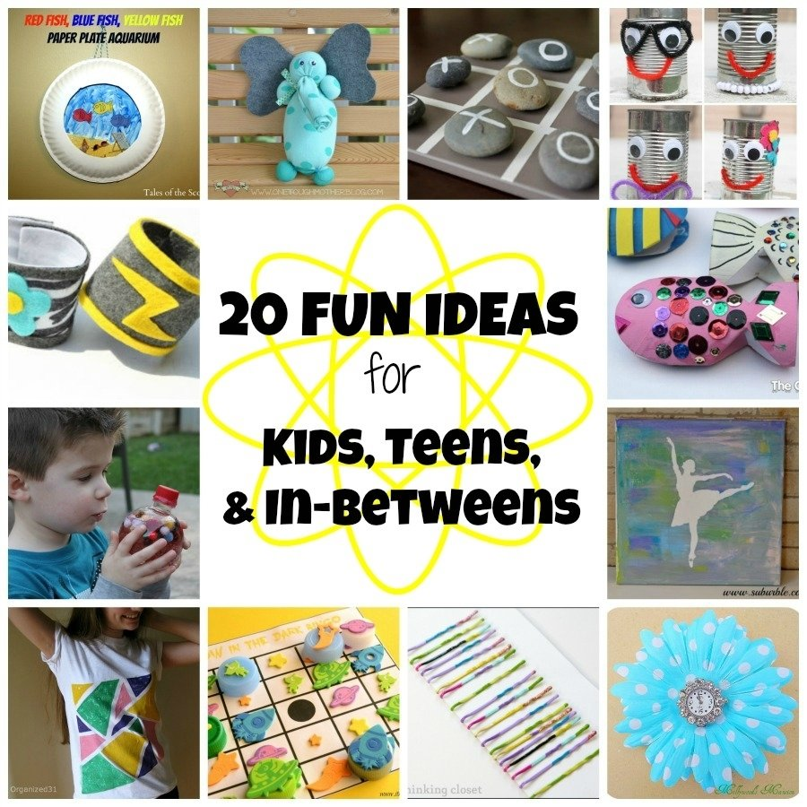 10 Most Recommended Summer Fun Ideas For Kids great kids crafts for summer fun amy latta creations 1 2020