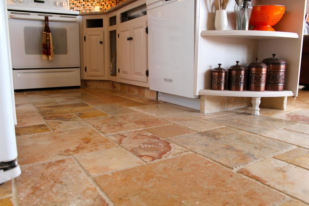 10 Fantastic Tile Flooring Ideas For Kitchen great kitchen tile floor design saura v dutt stones install