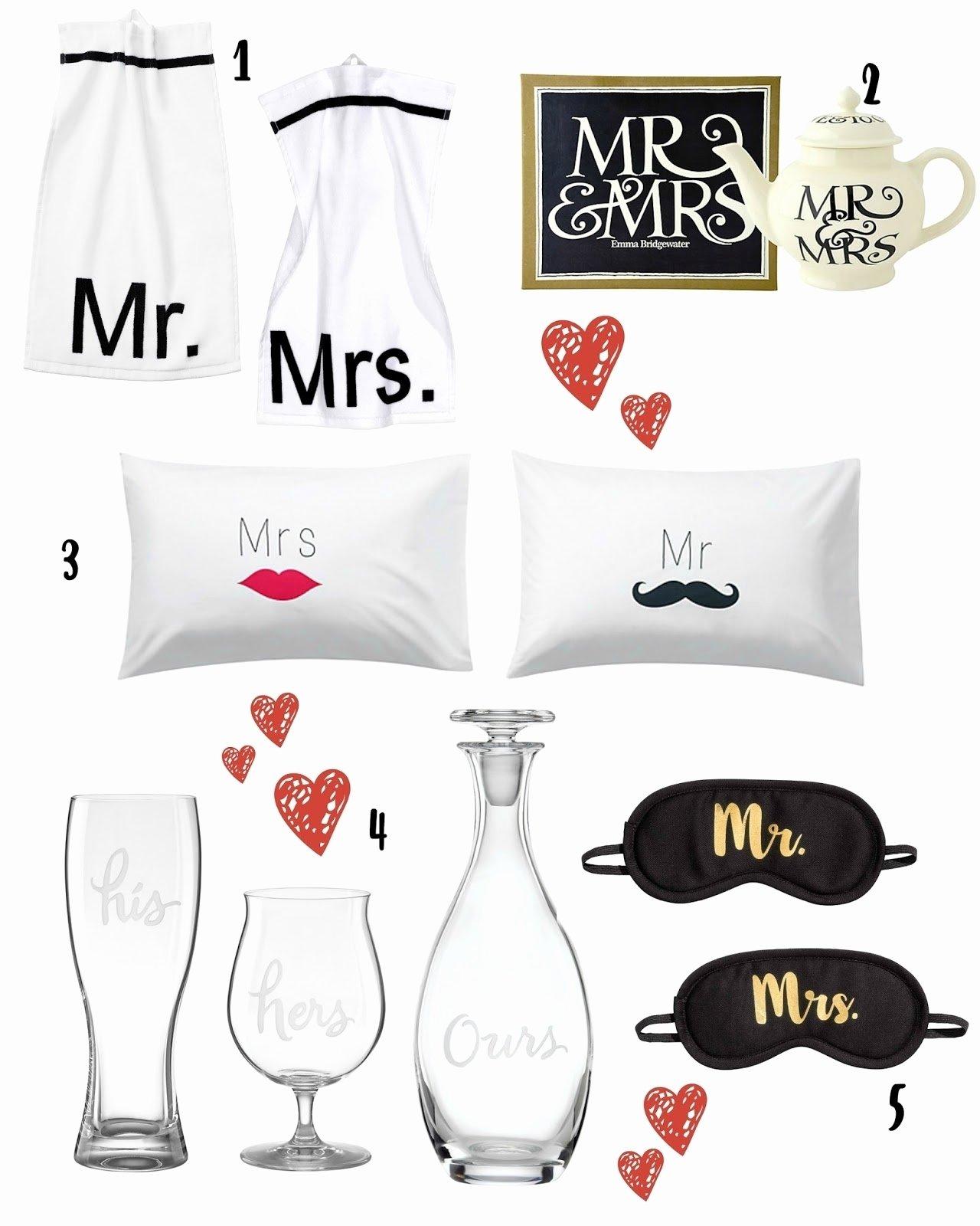 10 Lovable Last Minute Wedding Gift Ideas 2020