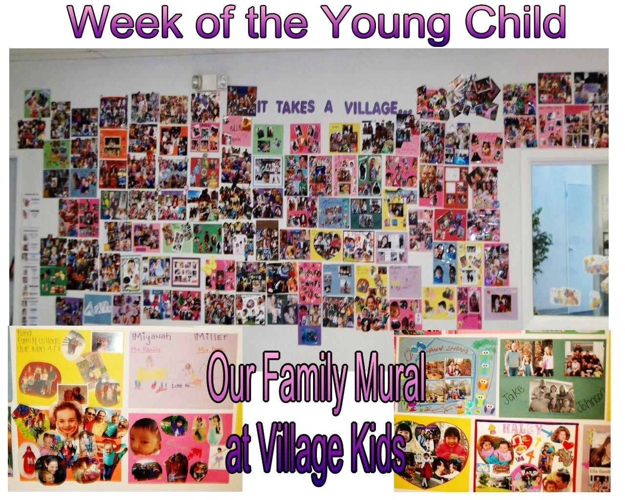 10 Lovely Week Of The Young Child Ideas great way to share week of the young child with out families