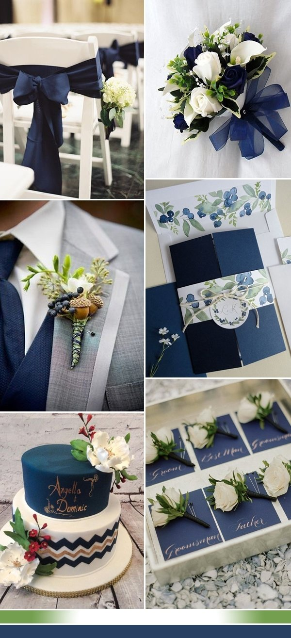 10 Beautiful Blue And Green Wedding Ideas green and blue wedding colors wedding ideas uxjj 2020
