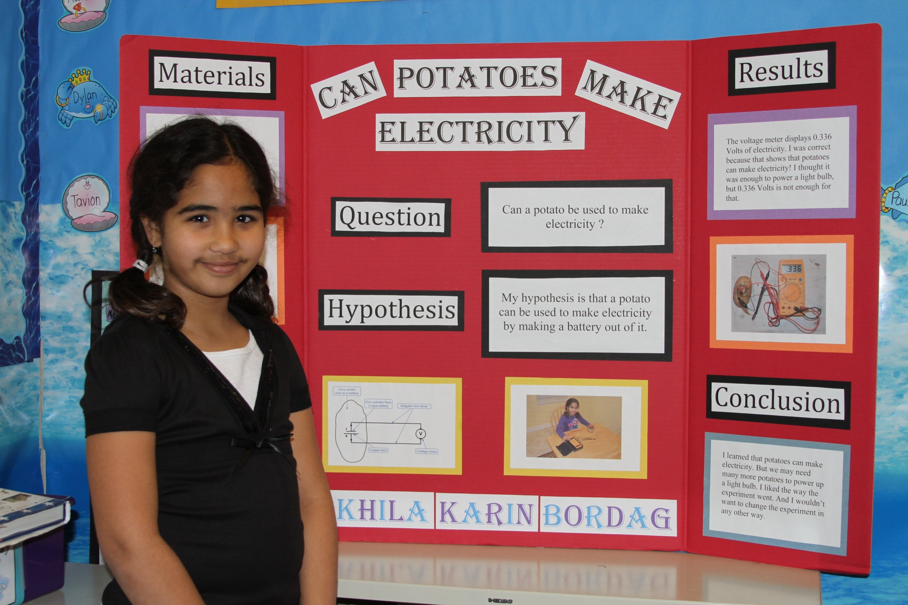10 Attractive Science Fair Project Ideas For 3Rd Grade green elementary school science fair inspires student scientists 25