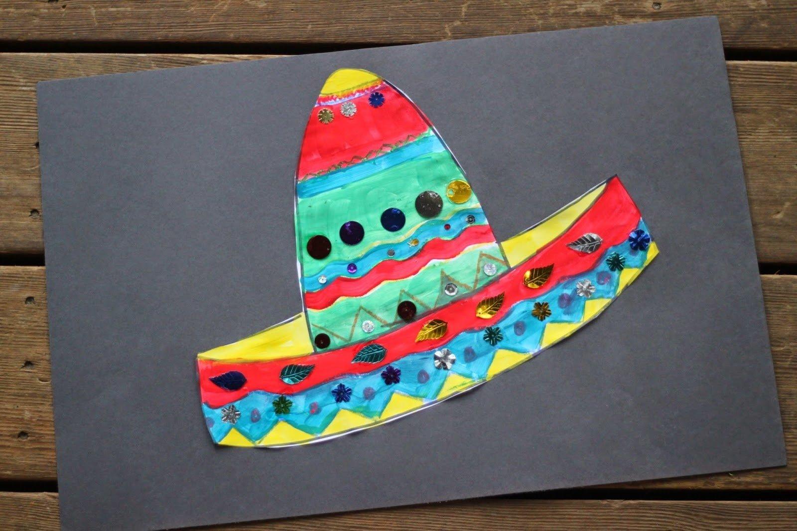 10 Lovable Cinco De Mayo Craft Ideas green owl art cinco de mayo crafts