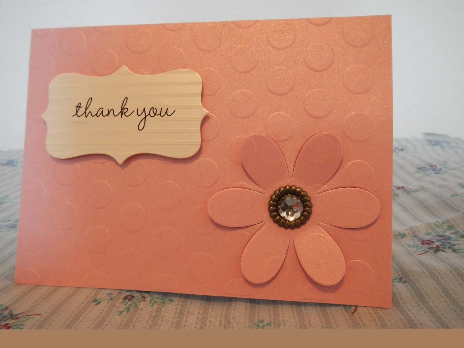 greeting card : amazing handmade thank you0 card 1 greeting cards