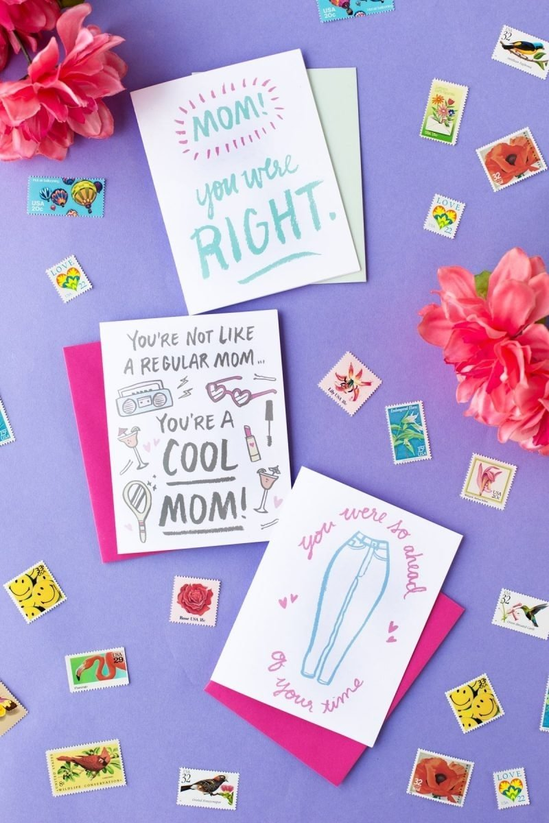 10 Perfect Cute Mothers Day Card Ideas greeting card greeting card ideas wonderful family happy mothers 2020